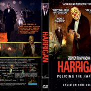 Harrigan (2013) R2 CUSTOM DVD Cover