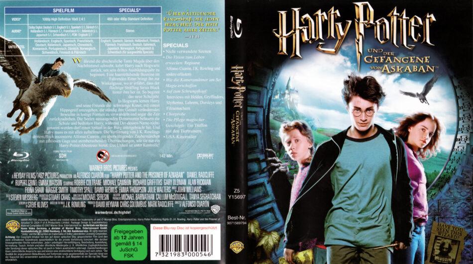 Harry Potter Und Der Gefangene Von Askaban Film