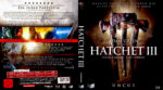 Hatchet 3 (2013) R2 Blu-Ray German
