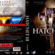 Hatchet 3 (2013) R2 Blu-Ray German
