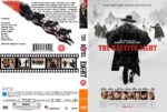 The Hateful 8 (2015) R1 Custom DVD Cover