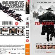 The Hateful 8 (2015) R1 Custom DVD Cover