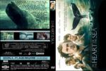 In The Heart Of The Sea (2015) R1 Custom DVD Cover