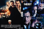 Heist (2015) R0 Custom DVD Cover