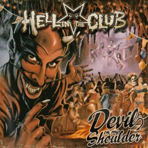 Hell In The Club - Devil On My Shoulder - 1Front