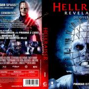 Hellraiser: Revelations (2011) R2 Blu-Ray German