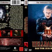 Hellraiser 1: Das Tor zur Hölle (1987) R2 German