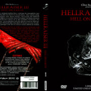 Hellraiser 3: Hell on Earth (1992) R2 Blu-Ray German