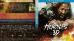 Hercules Blu-Ray 3D DVD Cover (2015) German