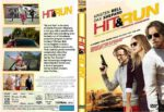 Hit And Run (2012) R1 CUSTOM DVD Cover