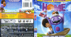 home blu-ray dvd cover