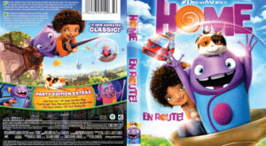 home dvd cover