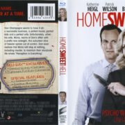 Home Sweet Hell (2015) Blu-Ray DVD Cover & Label