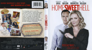 Home Sweet Hell blu-ray dvd cover