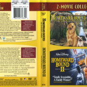 Homeward Bound & Homeward Bound II (2008) R1