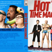 Hot Tub Time Machine 2 (2015) Custom BD Cover & Label