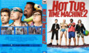 Hot Tub Time Machine 2 (2015) Custom Cover & Label