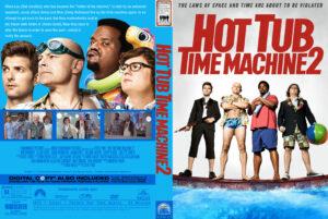 Hot Tub Time Machine 2 Custom Cover