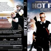 Hot Fuzz (2007) Blu-Ray German