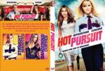 Hot Pursuit (2015) R0 Custom DVD Cover