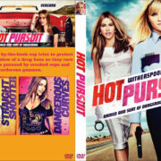 Hot Pursuit (2015) R0 Custom DVD Cover