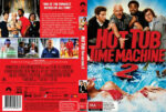 Hot Tub Time Machine 2 (2015) R4 DVD Cover