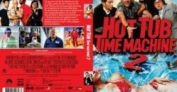 Hot Tub Time Machine 2 dvd cover