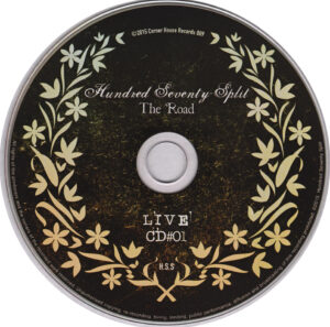 Hundred Seventy Split - The Road Live - CD (1-2)