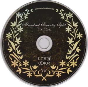 Hundred Seventy Split - The Road Live - CD (2-2)