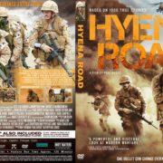 Hyena Road (2015) R1 CUSTOM DVD Cover