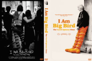 I Am Big Bird: The Caroll Spinney Story  dvd cover