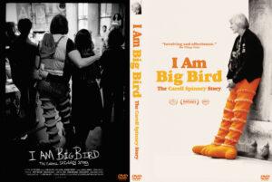 I Am Big Bird: The Caroll Spinney Story  dvd cover