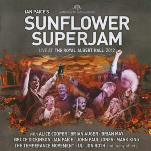 Ian Paice´s Sunflower Superjam - Live At The Royal Albert Hall 2012 - 1Front