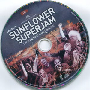 Ian Paice´s Sunflower Superjam - Live At The Royal Albert Hall 2012 - CD