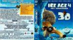 Ice Age 4: Voll verschoben 3D Blu-Ray German (2012)
