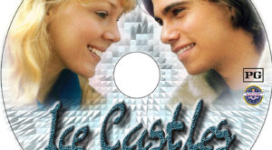 Ice Castles dvd label