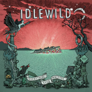 Idlewild - Everything Ever Written -1 Front