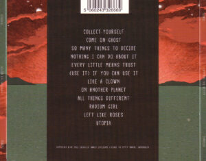 Idlewild - Everything Ever Written - Back