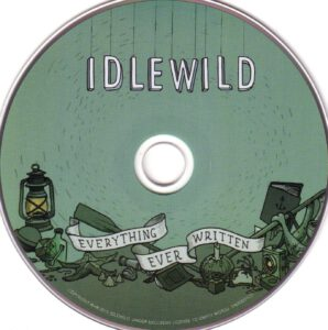 Idlewild - Everything Ever Written - CD