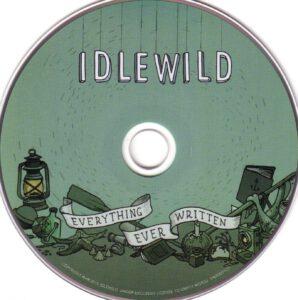 Idlewild - Everything Ever Written - CD
