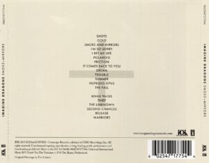 Imagine Dragons Smoke Mirrors 4 Bonus Tracks Deluxe