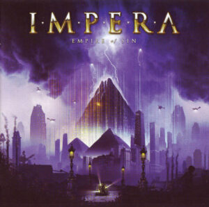 Impera - Empire Of Sin - 1Front
