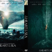 In the Heart of the Sea (2015) Custom DVD Cover