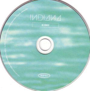 Indiana - No Romeo - CD