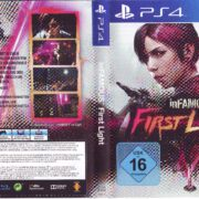 inFAMOUS First Light (2014) PS4 German