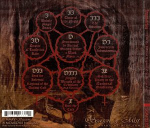 Inquisition - Into The Infernal Regions Of The Ancient Cult - Back