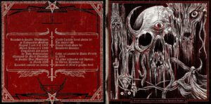 Inquisition - Into The Infernal Regions Of The Ancient Cult - Booklet (8-8)