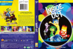 Inside Out (2015) R1 DVD Cover