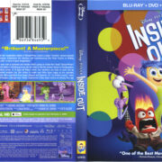 Inside Out (2015) R1 Blu-Ray