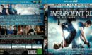 Insurgent-Die Bestimming Blu-Ray 3D German Fan Edition (2015)